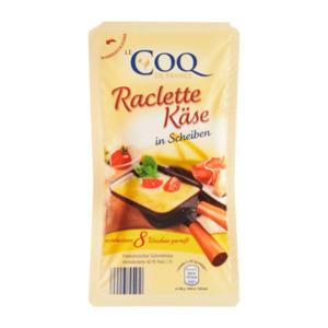 LE COQ DE FRANCE     Raclette Käse