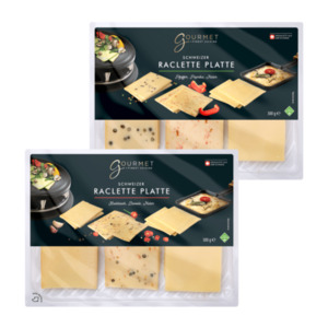 GOURMET     Schweizer Raclette Platte