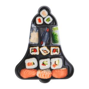 GOURMET     Sushi-Weihnachtsglocke