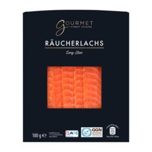 GOURMET     Räucherlachs Long Slice