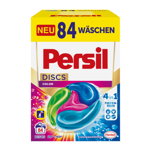 Persil Color 4in1 Discs