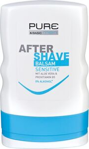 PURE & BASIC After Shave Balsam sensitive 100 ml
