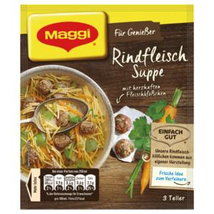 Maggi Für Genießer Rindfleischsuppe 60g