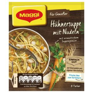 Maggi Für Genießer Hühnersuppe mit Nudeln 44g