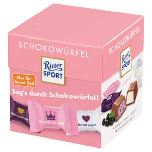 Ritter Sport Schokowürfel Joghurt 176g