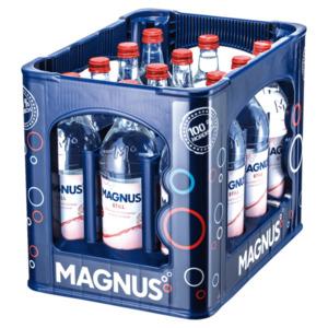 Magnus Mineralwasser Still 12x0,75l