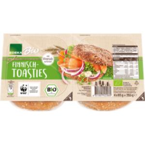EDEKA Bio Finnisch-Toasties