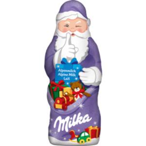 Milka Schnee- oder Weihnachtsmann
