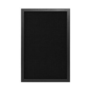 Butlers Message Board Stecktafel 45 x 30 cm schwarz