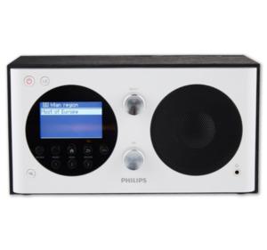 PHILIPS Internetradio AE8000 mit DAB+