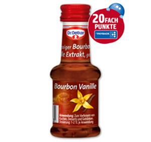 DR. OETKER Bourbon Vanille Extract