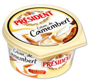 PRÉSIDENT Crème de Camembert