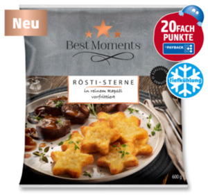 BEST MOMENTS Rösti-Sterne