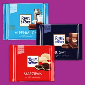 Ritter Sport Tafelschokolade