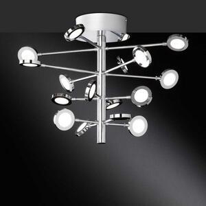 XXXL LED-STRAHLER, Silber