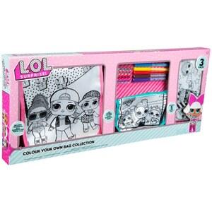 L.O.L. Surprise - Colour Your Own: Taschen Set
