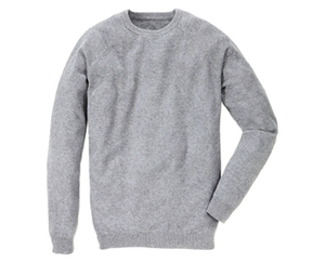ROYAL CLASS SELECTION Herren-Pullover aus Seide & Kaschmir