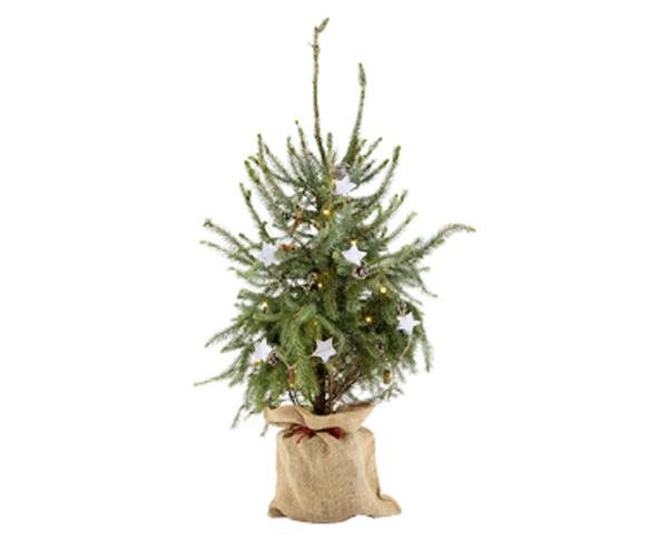 GARDENLINE®  Dekorierter Weihnachtsbaum