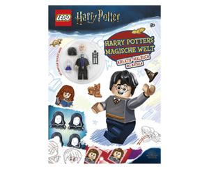 LEGO®  Rätsel- und Malbuch