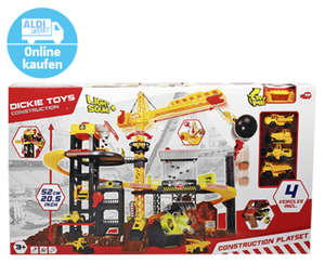 Dickie Toys Construction Spielset