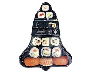 GOURMET Sushi-Glocke
