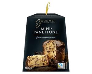 GOURMET Mini-Panettone