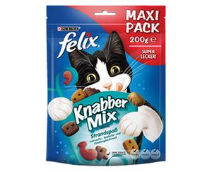 FELIX®  Knabber Mix Leckerlis
