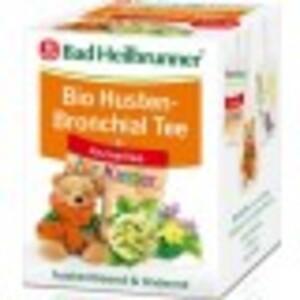 Bad Heilbrunner Kinder Bio Husten-Bronchial Tee 8x 1,5 g