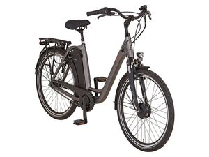 Prophete Damen E-Bike »GENIESSER e9.5«, Alu-City, 26 Zoll, 28 Zoll, 100 km Reichweite