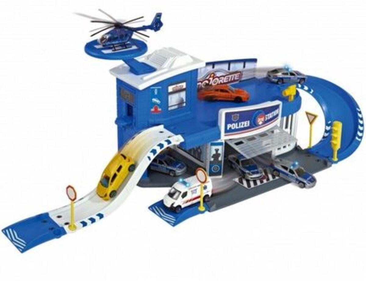 Bild 2 von Dickie Toys Creatix Polizei Station + 1 Car