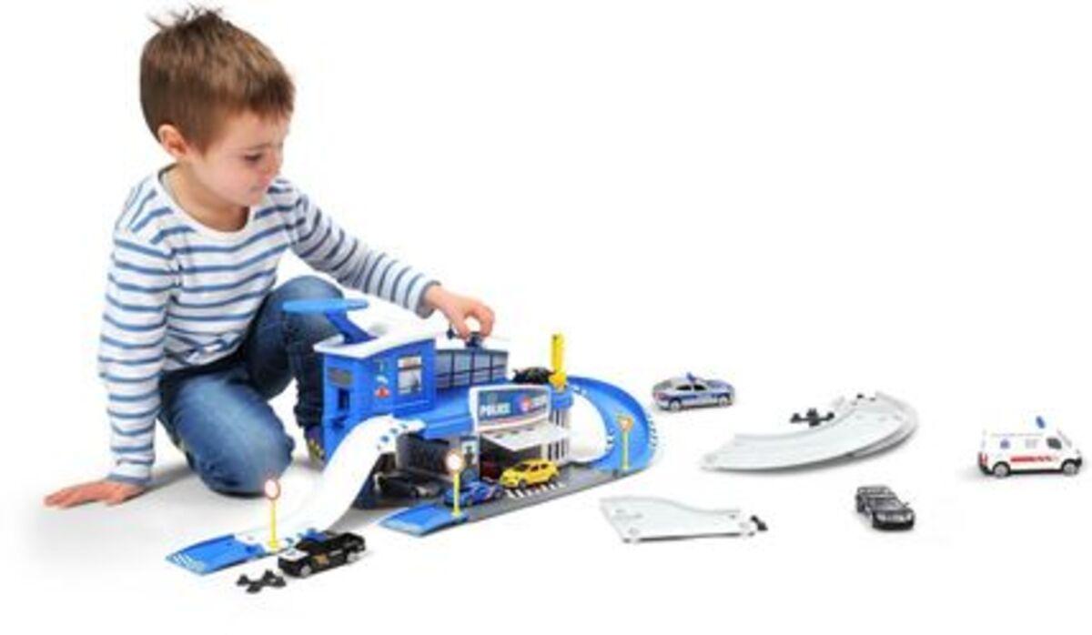 Bild 4 von Dickie Toys Creatix Polizei Station + 1 Car