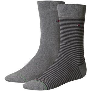 """Tommy Hilfiger Herren Socken """"SMALL STRIPE"""", 2er-Pack, hoher Baumwollanteil"""