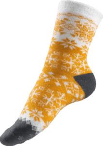 FASCÍNO Socken mit ABS, Norwegermuster, Gr. 35-38