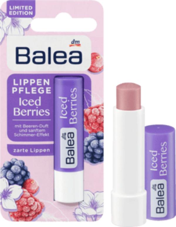 Balea Lippenpflege Iced Berries 4,8g