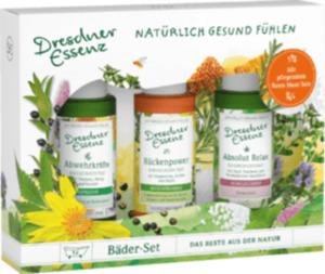 Dresdner Essenz Geschenkset Natürlich Gesund Fühlen 3x20ml