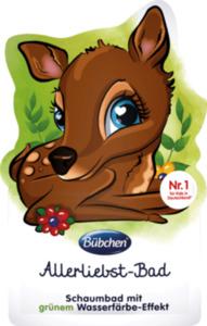 """Bübchen Bübchen Kids Badeschaum """"Allerliebst-Bad"""" 40ml"""