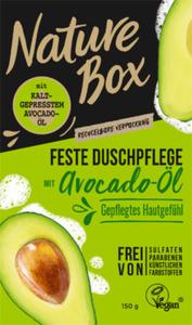Nature Box  Festes Duschgel Avocado-Öl