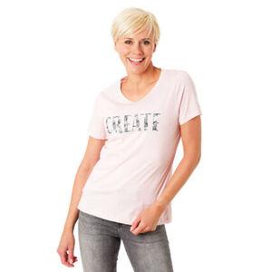 s.Oliver T-Shirt, Front-Print, reine Baumwolle