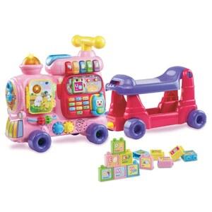 VTech - ABC-Eisenbahn, pink