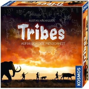 Kosmos - Tribes, Aufbruch der Menschheit