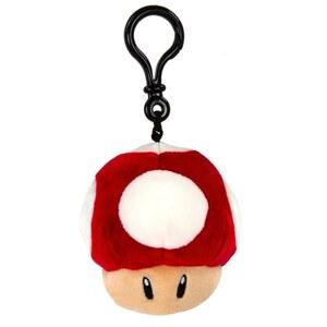 Super Mario - Mocchi Mochhi Mushroom, Schlüsselanhänger