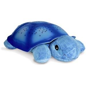 Cloud B - Twilight Turtle: Nachtlicht- und Beruhigungsfigur Schildkröte, blau