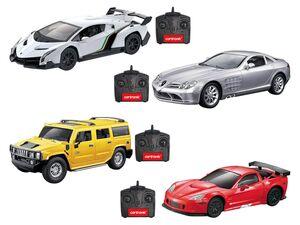 cartronic RC-Auto, ferngesteuert 1:24