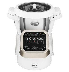 Krups Küchenmaschine HP5031 Prep & Cook, weiß
