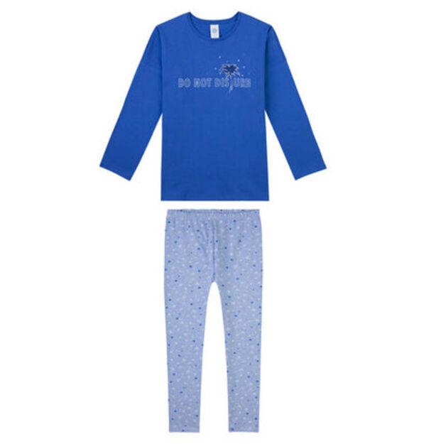 Sanetta Schlafanzug, lang, für Mädchen