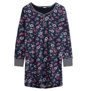 Esprit Nachthemd, Floral, für Mädchen, navy, 152/158