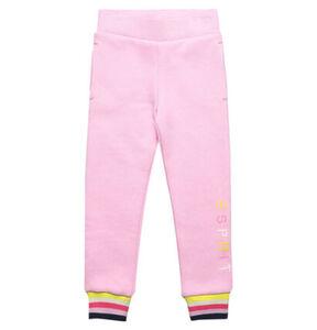 Esprit Jogginghose, Streifen-Bündchen, für Mädchen, rosa, 128/134