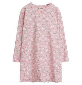 Esprit Nachthemd, Print, für Mädchen, rosa, 104/110