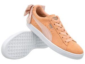 Puma Damen Sneaker Suede Bow