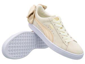 Puma Damen Sneaker Suede Bow Varsity